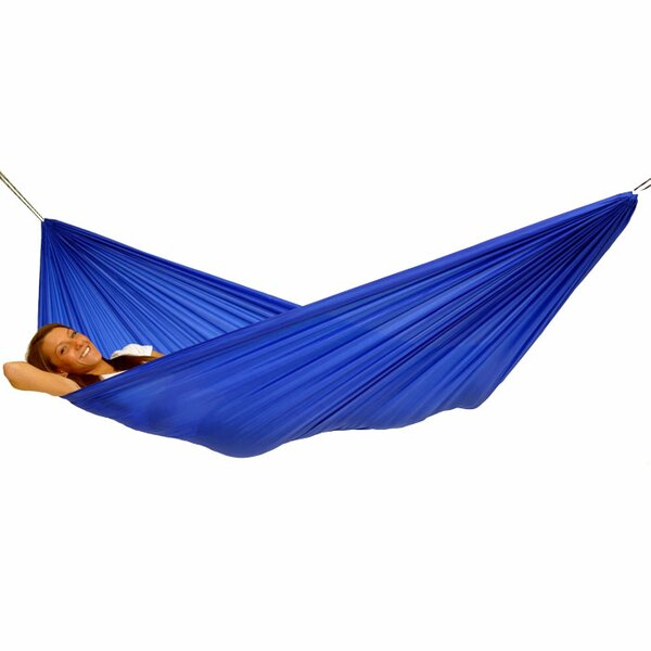 Monroe Traveller Lite Polyester Camping Hammock by The Holiday Aisle