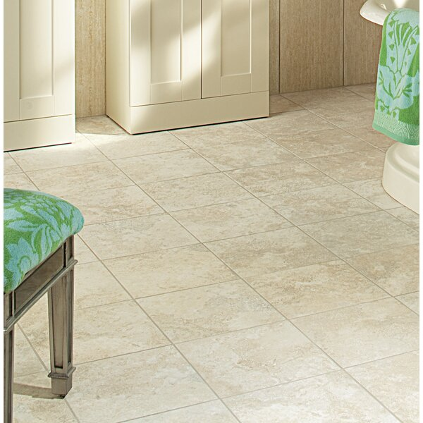 Aguirre 12 x 24 Porcelain Field Tile in Crema by Itona Tile