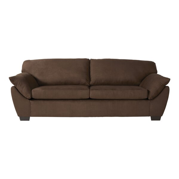Premium Quality Serta Upholstery Jetta Sofa by Latitude Run by Latitude Run