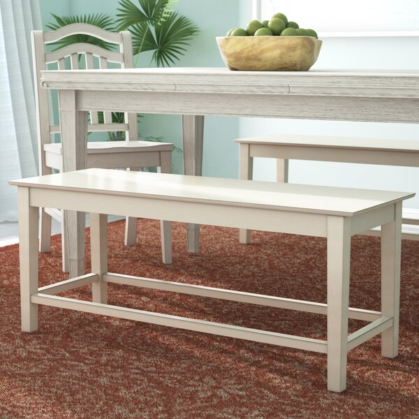 Rowell Bench by Beachcrest Home