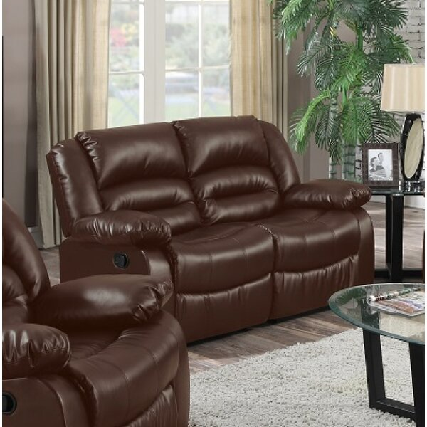 Best #1 Yajaira Reclining Loveseat By Red Barrel Studio 2019 Coupon