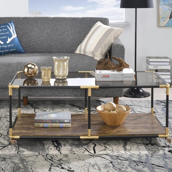 Hymes Coffee Table by Mercer41
