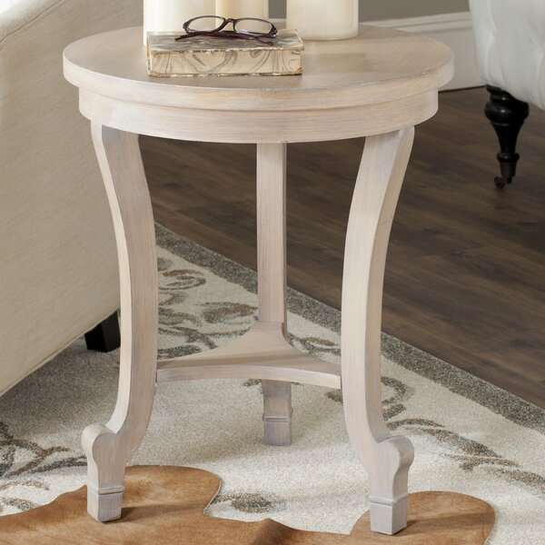 Chamois End Table by Lark Manor