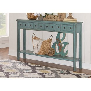Compare prices Ambrosia Console Table By Laurel Foundry Modern Farmhouse
