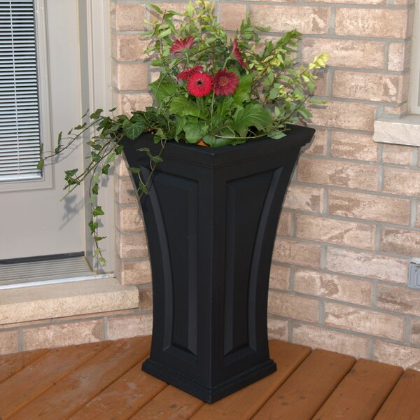 Cambridge Self-Watering Plastic Pot Planter by Mayne Inc.