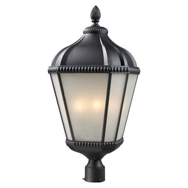 Okelley Outdoor 1-Light 121.5 Post Light by Andover Mills