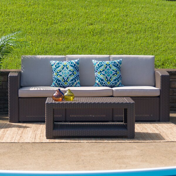 Clifford Coffee Table by Breakwater Bay