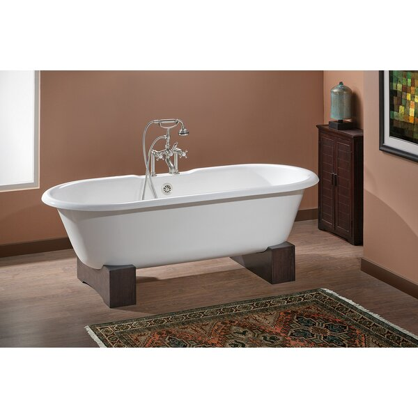 Regal 61 x 31 Soaking Bathtub with 7 Drilling by Cheviot Products