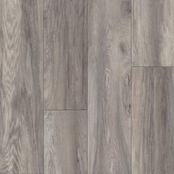 Rigid Core Element 6 x 48 x 5.08mm Hickory SPC Luxury Vinyl Plank in Early Morning Haze by Armstrong Flooring