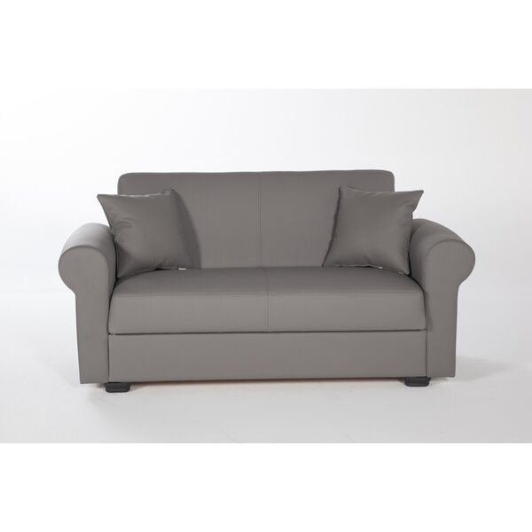 Annalese 68.5'' Rolled Arm Sofa Bed By Winston Porter