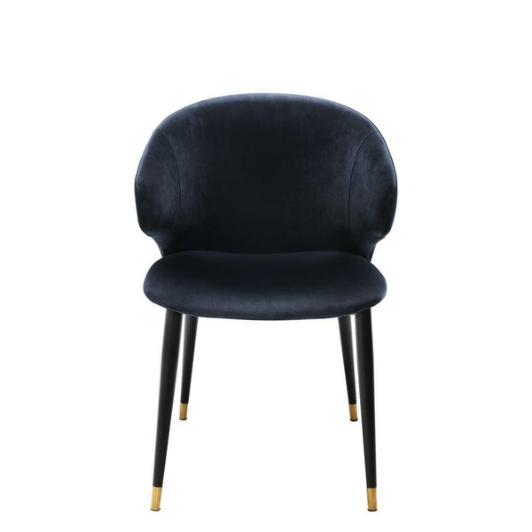 Volante Upholstered Dining Chair by Eichholtz