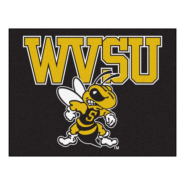 NCAA West Virginia State University All Star Mat by FANMATS