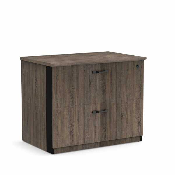 Allure 2-Drawer Lateral Filing Cabinet