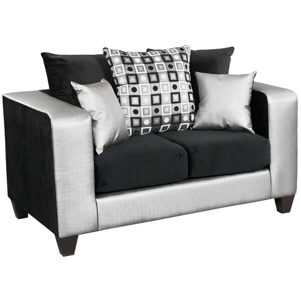 Dilorenzo Implosion Loveseat By Latitude Run
