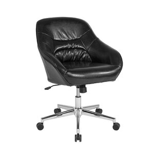 Dunaway Mid-Back Office Chair by Orren Ellis Purchase