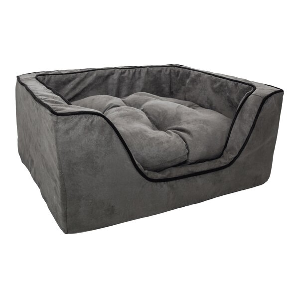 Luxury Square Nest Dog Bed by Snoozer Pet Products