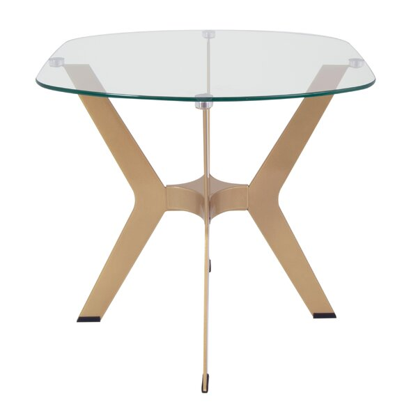 Archtech Modern End Table by Studio Designs HOME