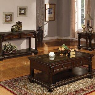Find a Wentz 3 Piece Coffee Table Set ByAstoria Grand