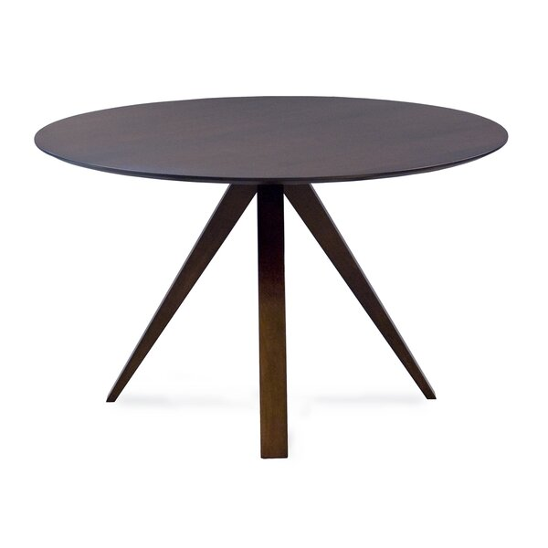 Cullinan Ellipse Solid Wood Dining Table by Corrigan Studio