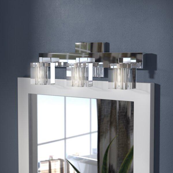 Bolan Contemporary 3-Light Vanity Light by Ivy Bronx