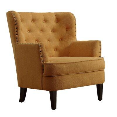 Astonishing Laurel Foundry Modern Farmhouse Ivo Wingback Chair Short Links Chair Design For Home Short Linksinfo