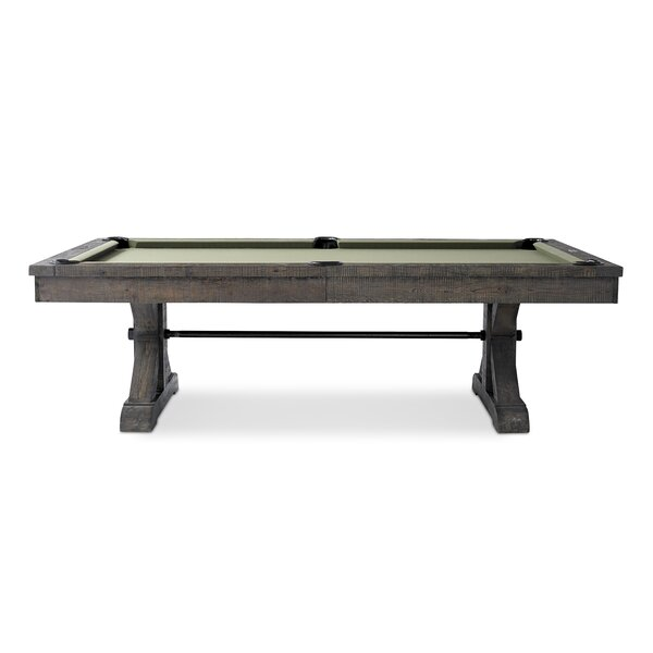 Otis Slate Pool Table by Plank & Hide