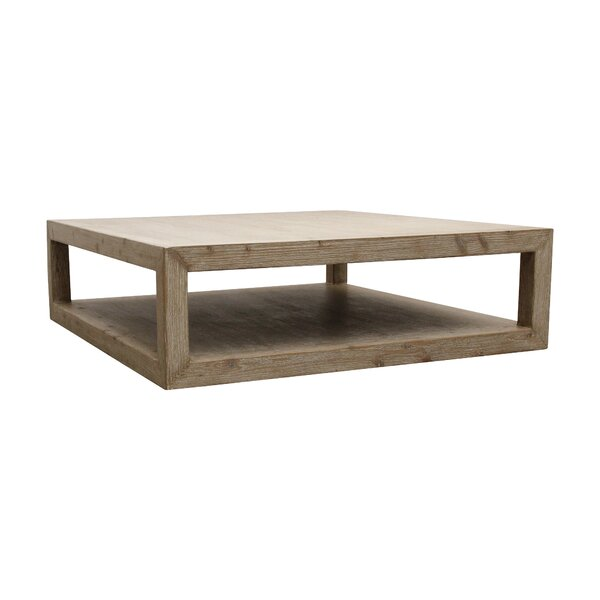 Arissa Coffee Table by World Menagerie World Menagerie