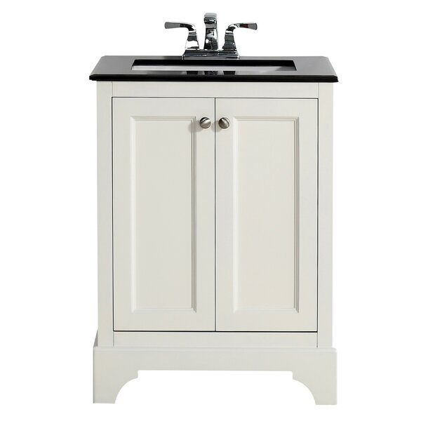 Cambridge 25 Single Bathroom Vanity Set by Simpli Home