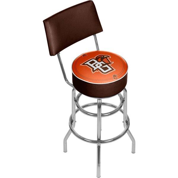 NCAA 31 Swivel Bar Stool by Trademark Global