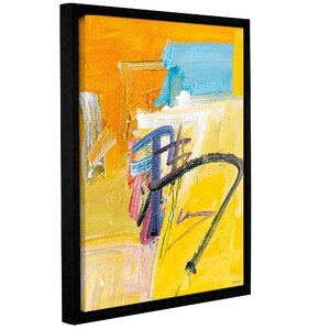Rhyme Framed Painting by Latitude Run