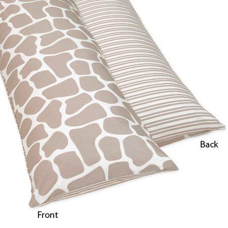 Giraffe Body Pillowcase by Sweet Jojo Designs
