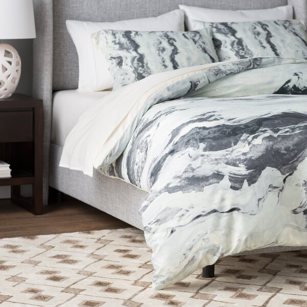 Randy Melt Duvet Cover Set by Langley Street