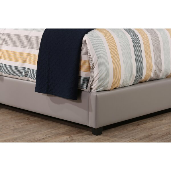 Griffith Upholstered Standard Bed by Zipcode Design