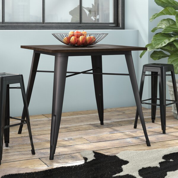 Cedaredge Solid Wood Dining Table by Trent Austin Design