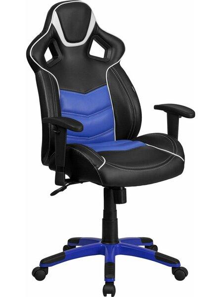 Monterey Racing Game Chair by Latitude Run