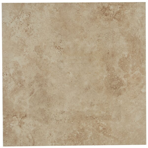 Andreo 13 x 13 Porcelain Field Tile in Dorato by Itona Tile