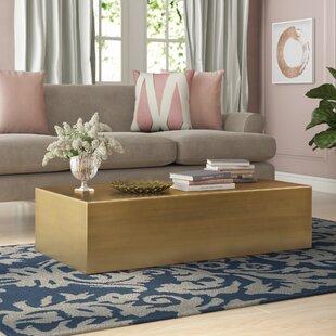 Reviews Elderen Coffee Table ByWilla Arlo Interiors