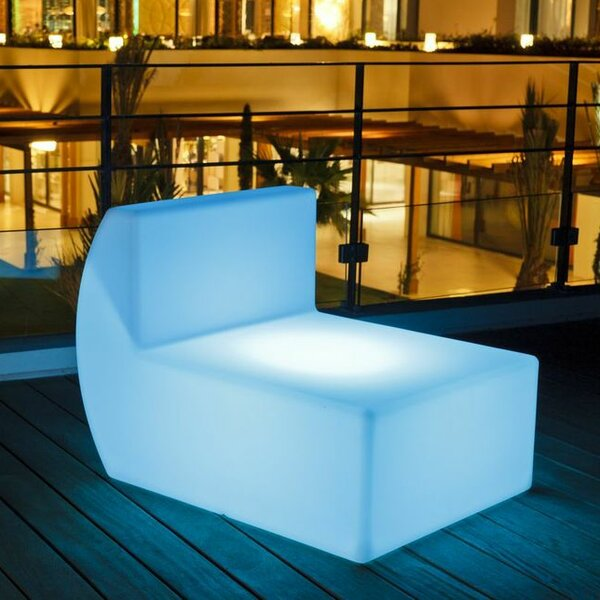 Down Luminous Chair by Smart & Green