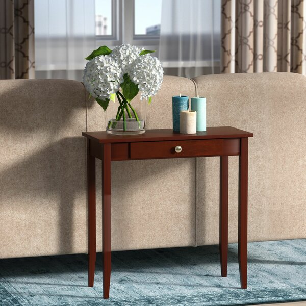 Cardiff Rosewood Console Table by Winston Porter
