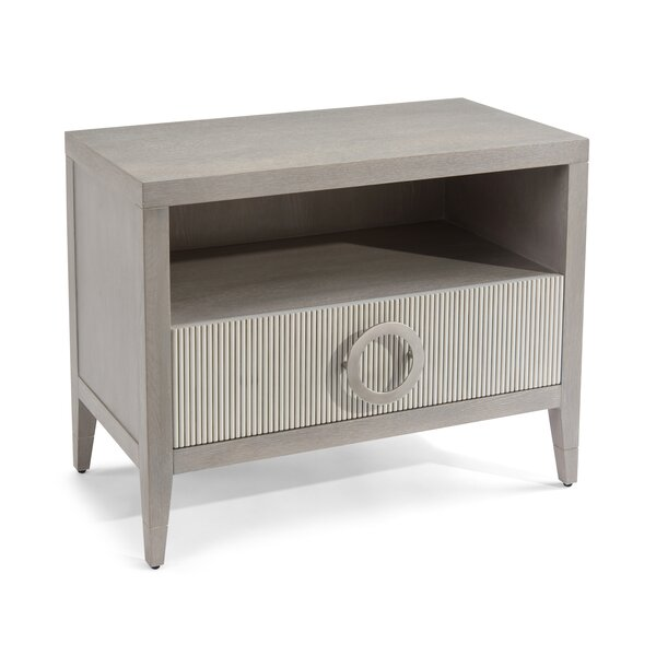 Perth 1 Drawer Nightstand by John-Richard