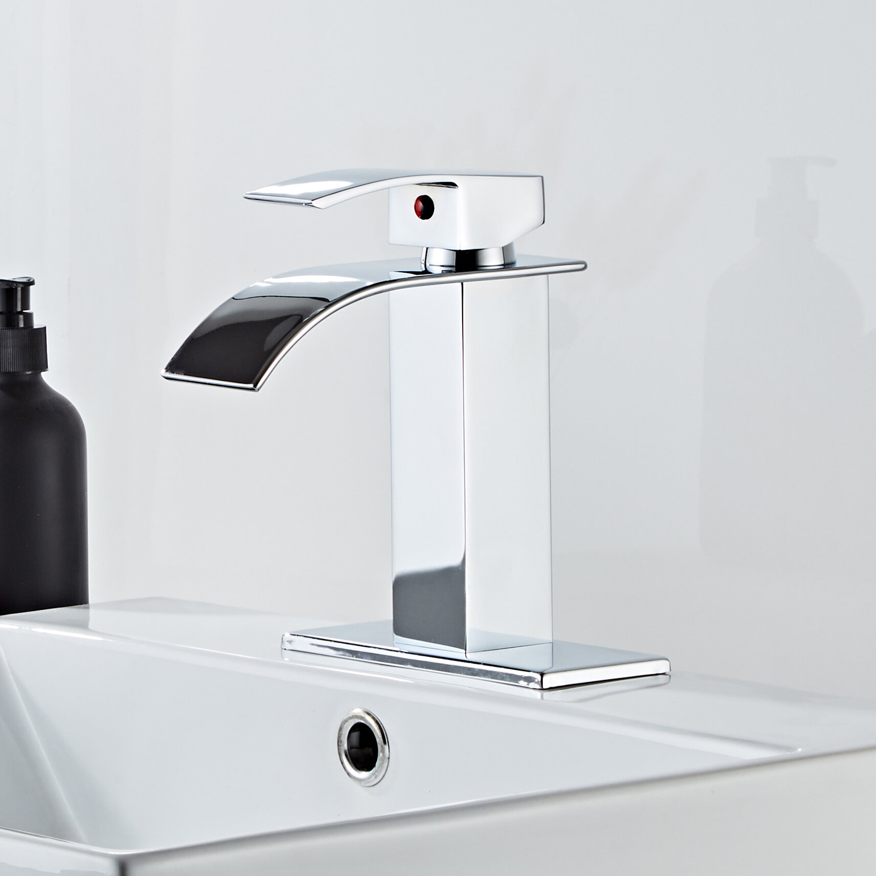Deervalley Single Hole Bathroom Faucet Reviews Wayfair