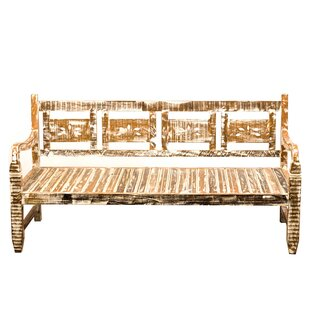 Mangus Reclaimed Wood Twin Daybed