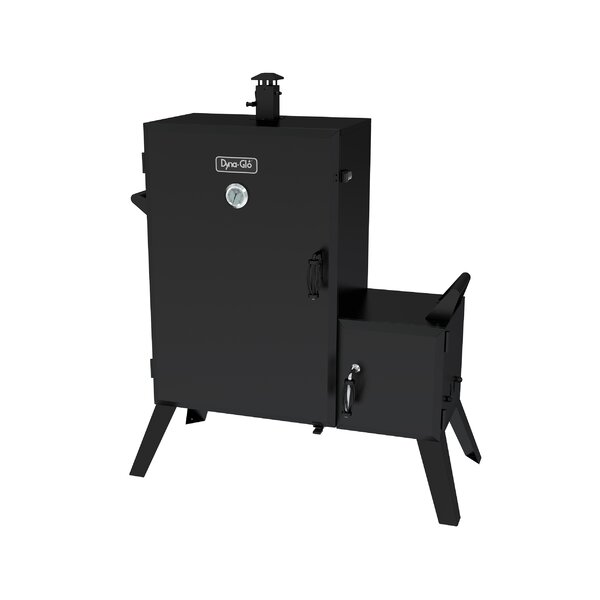 Offset Charcoal Smoker by Dyna-Glo