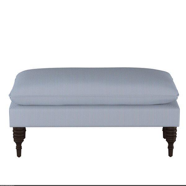 Pyatt Upholstered Bench by One Allium Way