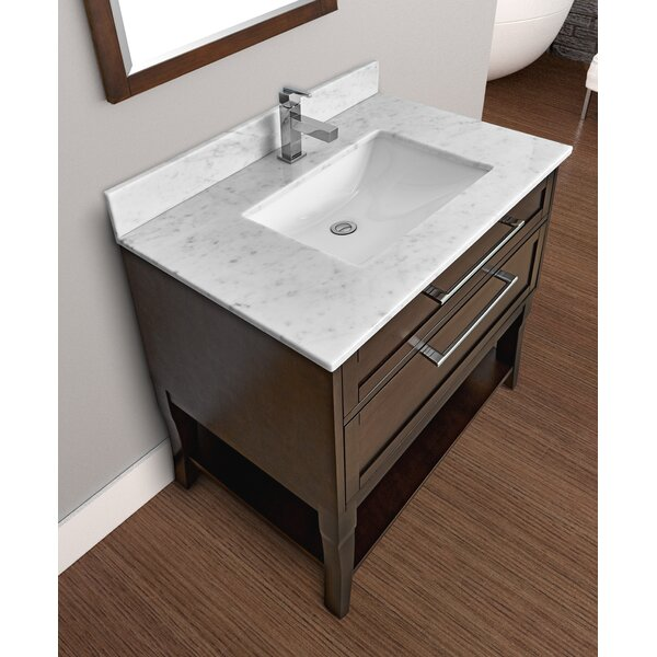 Sapphire 31 Single Vanity Set by Latitude Run