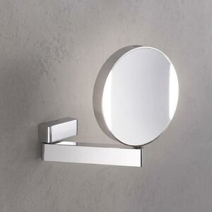 Imago LED Hard Wired Reversible Magnifying Mirror