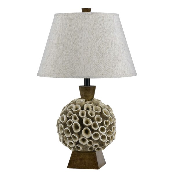 Clifford Resin 25.5 Table Lamp by Bay Isle Home
