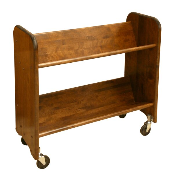 Book Cart by Catskill Craftsmen, Inc.