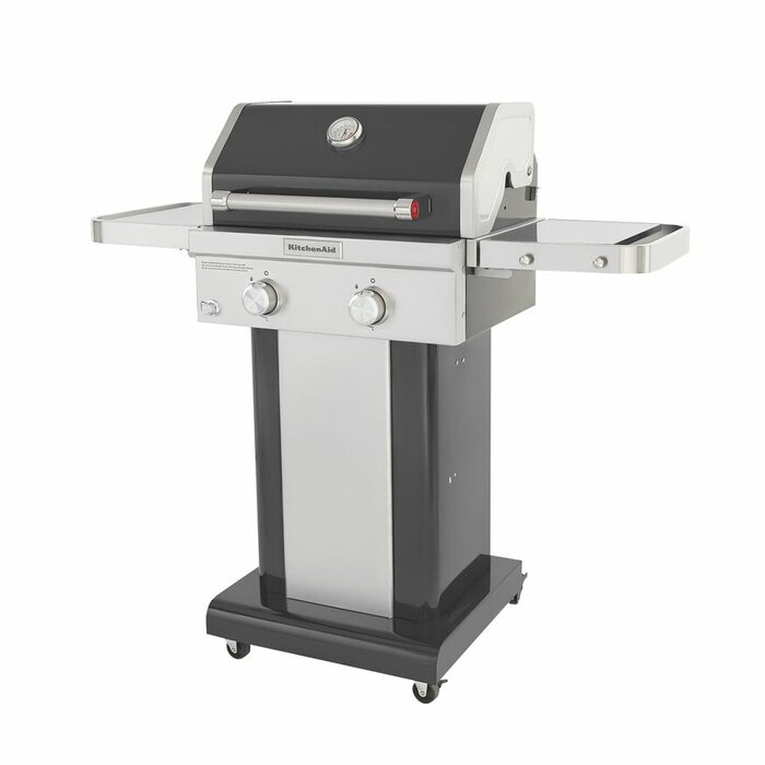 2-Burner Convertible Gas Grill 720-0891