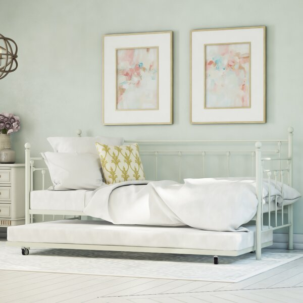Stillman Twin Daybed With Trundle By Darby Home Co